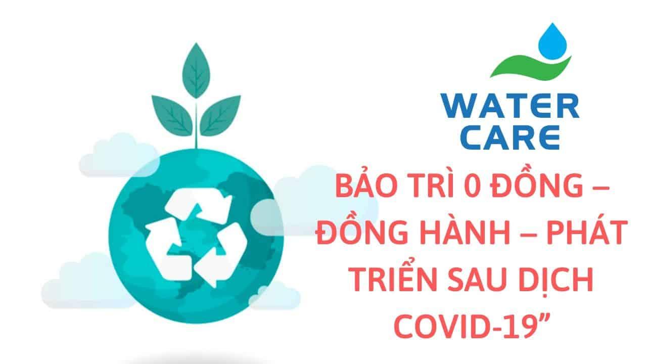 Gia hạn chiến dịch miễn phí bảo trì, tư vấn và vận hành hệ thống xử lý nước thải, khí thải