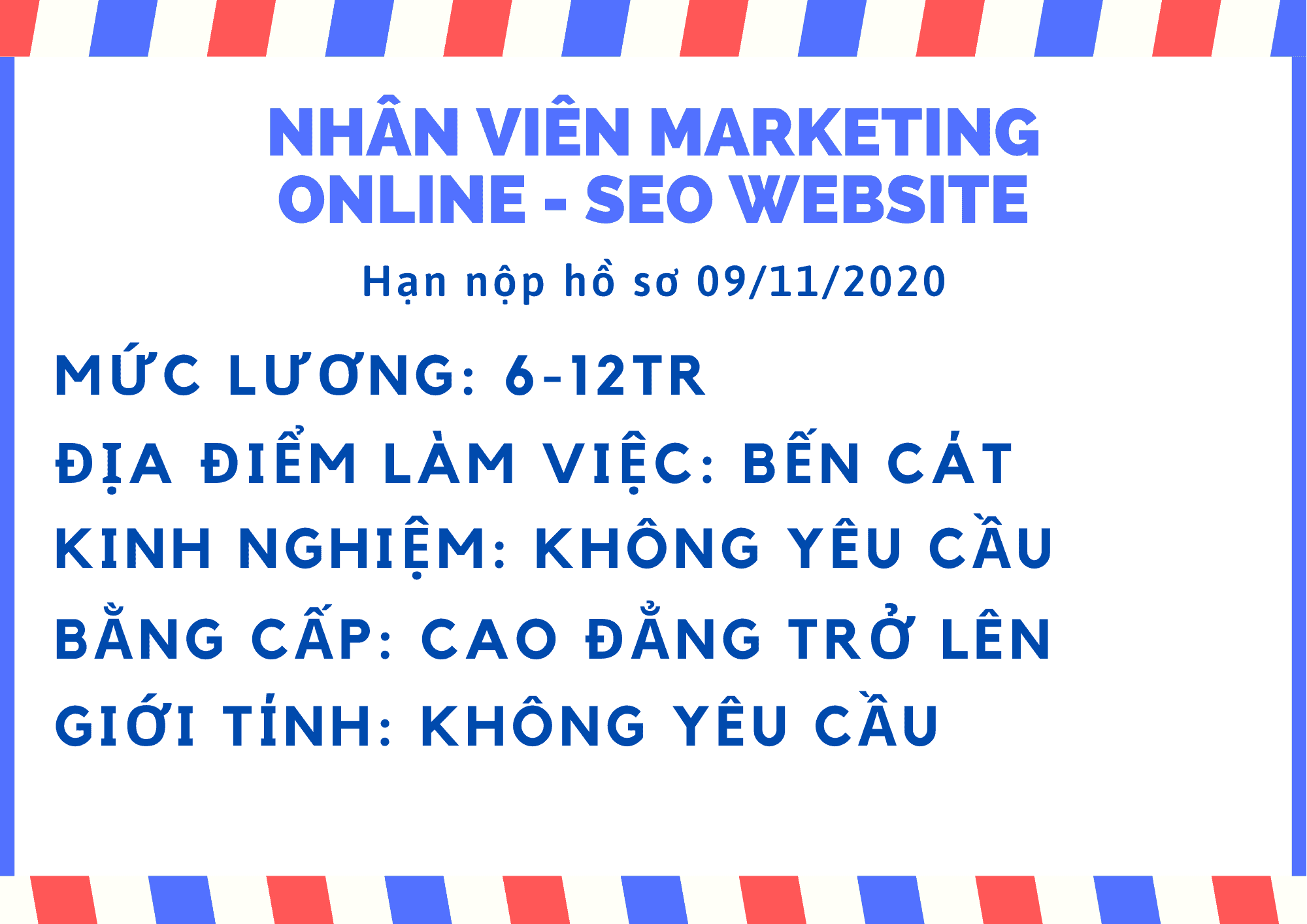 Nhân Viên Marketing Online - SEO Website (1)