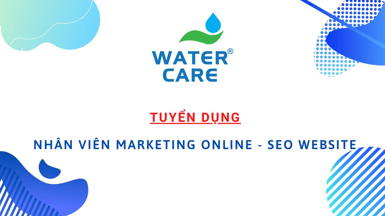 [Tuyển dụng] Nhân Viên Marketing Online - SEO Website